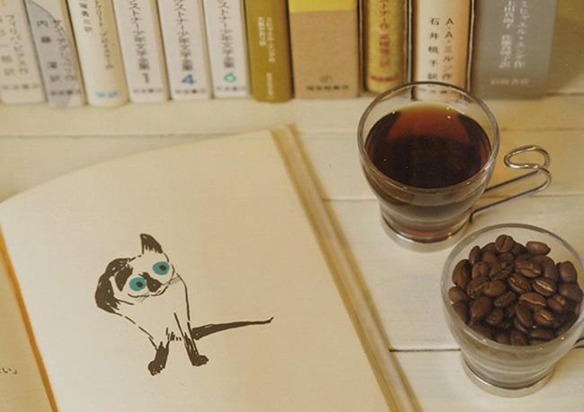 12 マメルクコーヒー