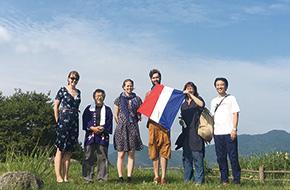 工芸でつながる日本とオランダ